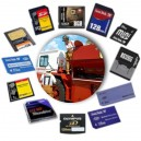 Recovery of deleted photos and formatted memory card